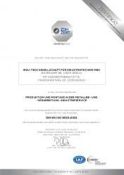 ZDH ZERT ISO 9001
